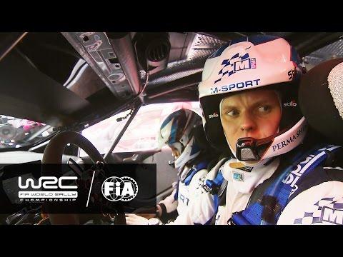 WRC - Rallye Monte-Carlo 2017: Tänak´s engine problem