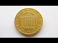 50 Euro Cent Coin :: Germany 2002 A (Berlin)