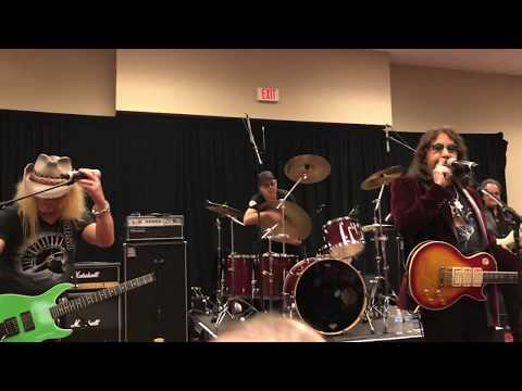 Frehley's Comet Reunion - Indy KISS Expo 2018