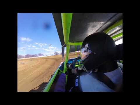 Josh McKay Nevada Speedway Practice 3/3/18