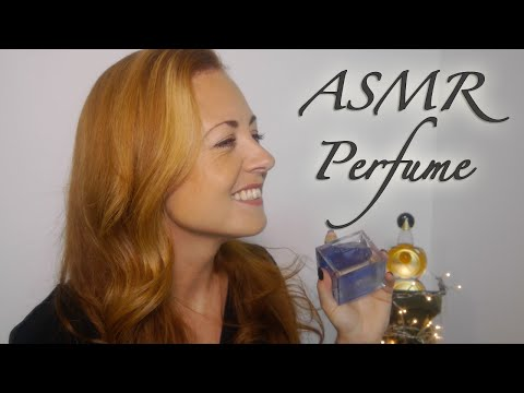 WARNING! Highly Scented ASMR ~ Binaural Perfume Counter Role Play