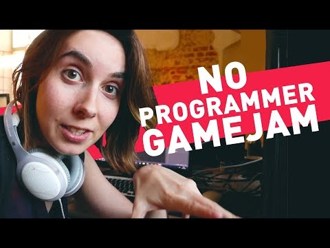 Making a VIDEO GAME without a PROGRAMMER