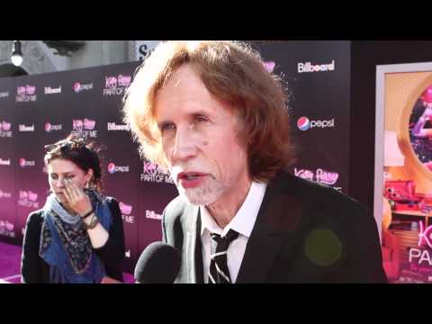 Glen Ballard On Discovering Katy Perry Interview- Katy Perry Movie Premiere
