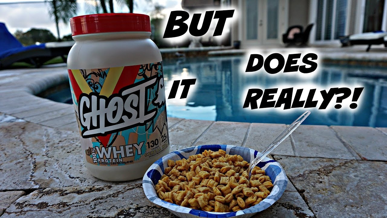 Ghost whey review does it really taste like cereal milk youtube does it really taste like cereal milk youtube ccuart Gallery