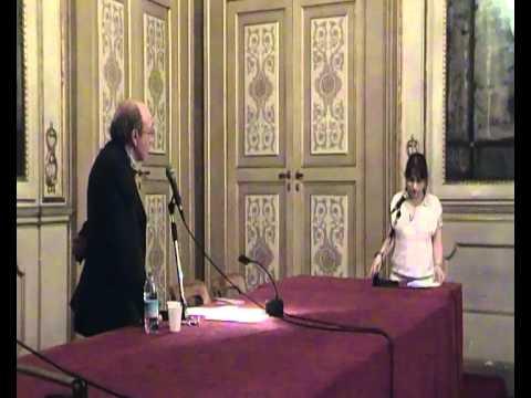 AccademiaIISF: Antonio Gargano - Rudolf Carnap (2 di 2)