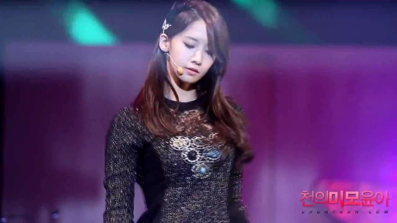 [Fancam] 111125 SNSD Yoona - The Boys #2 - YouTube
