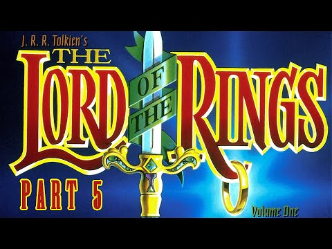 5. Let's Stream Lord Of The Rings (Snes) - Ghastly