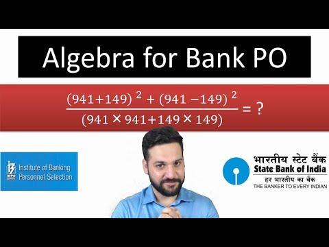 Algebra Shortcut Tricks by Ramandeep Singh - Part 1