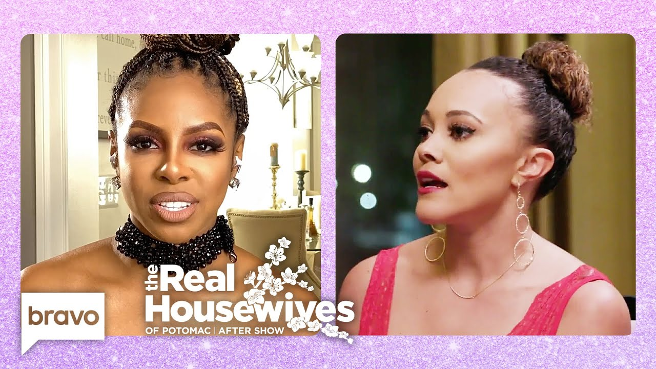 Candiace Explains Her Hurt After Finding Out About Ashley's Writ | RHOP After Show (S5 Ep17)
