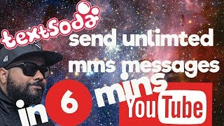 Send FREE UNLIMITED SMS / MMS MESSAGES USING TEXTSODA screenshot 1