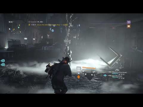 Tom Clancy's The Division racism shall not be toleranted