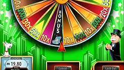 Super Monopoly Money Slot - Massive Win! - WMS