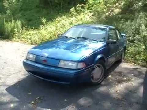 1993 Chevy Cavalier Z24 Review Tour
