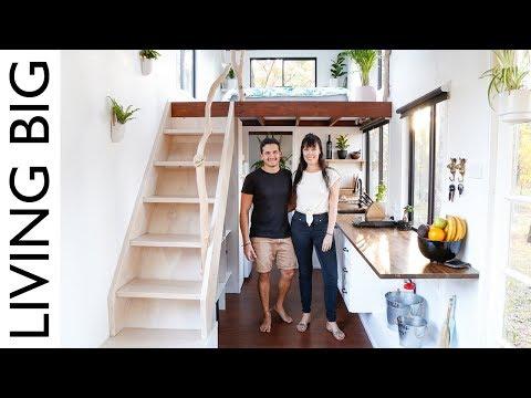 Uni Grad's $US12,000 Eco Tiny House