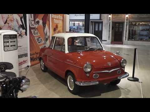 NSU Prinz - Old german car 1958 to 1962