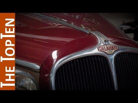 the top ten forgotten luxury car brands youtube. Black Bedroom Furniture Sets. Home Design Ideas