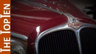 The Top Ten Forgotten Luxury Car Brands