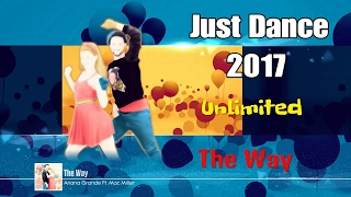 just dance 2017 unlimited the way 5stars super star