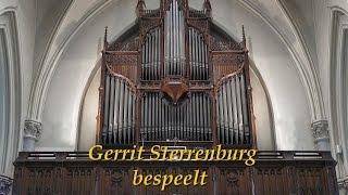 Gerrit Sterrenburg- Postlude Nr.1 in c kleine terts - Hendrik de Vries