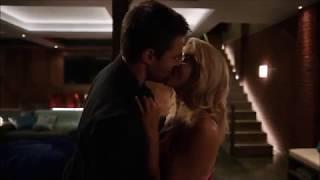 Arrow 6x03 Oliver e Felicity se beijam - Legendado