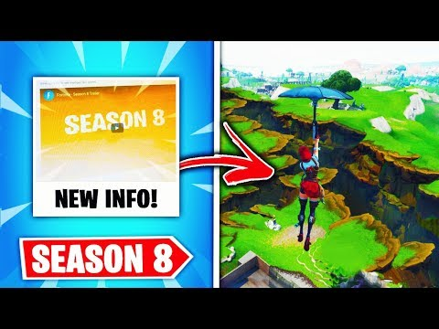 Top 5 SECRET Fortnite Season 8 Features COMING SOON!