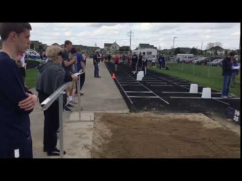 Jordan McNello Triple Jump