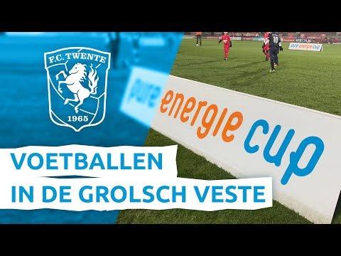 Voetballen in de Grolsch Veste: De Pure Energie Cup!