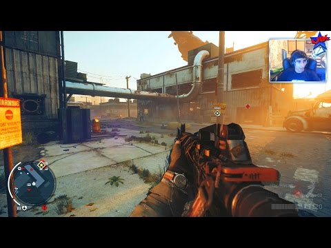 HOMEFRONT: The Revolution Free Roam Gameplay