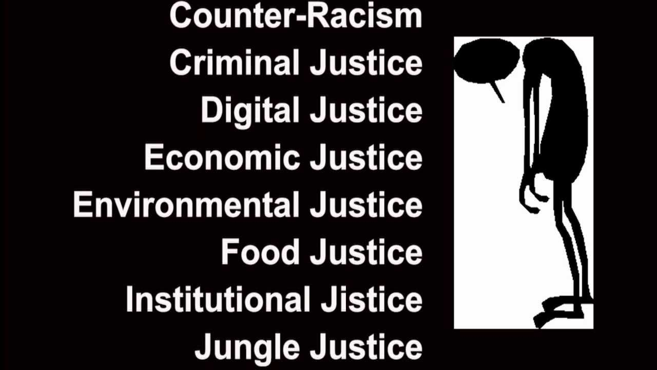 detroit justice - a unifying definition of justice - hiphop version