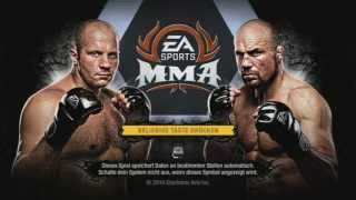 Lets Play EA Sports MMA Part 1 A History Begins (German)(PS3)(FULL HD)