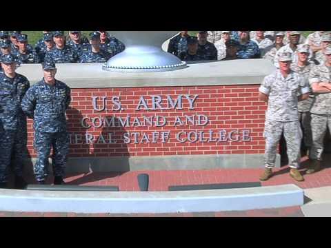 CGSC Army - Navy Football