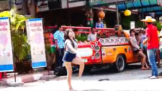 Repeat youtube video สงกรานต์โคราช 2556 Gangnam Style