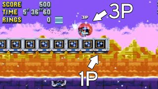Trying to make an online co-op in Sonic Mania PLUS with mods! :D