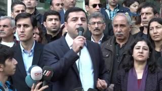 Sarayı dertlere sokan adam, Selahattin Demirtaş'