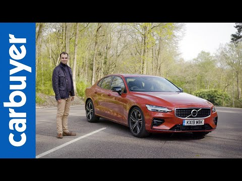 Volvo S60 saloon 2020 in-depth review – Carbuyer