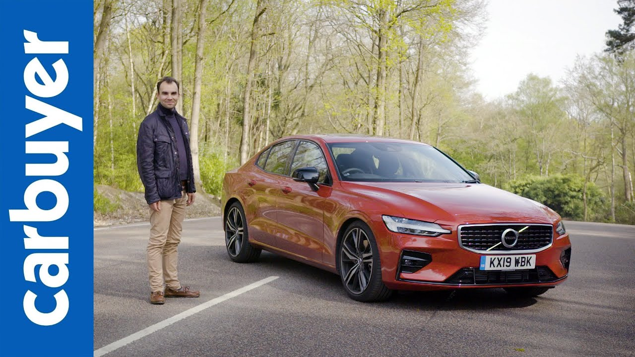 volvo s60 saloon 2020 in-depth review - carbuyer