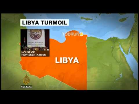 Embassies of Egypt and UAE attacked in Libya