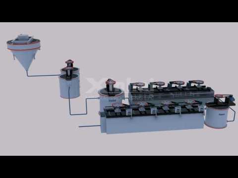 3D Flotation Workshop, Xinhai