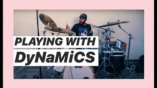 Play Drums with DyNaMiCs - Jerome Flood II
