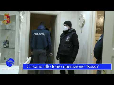 """Arresti nella Sibaritide. Operazione """"Kossa"""" contro la cosca Forastefano - I nomi, i particolari"""