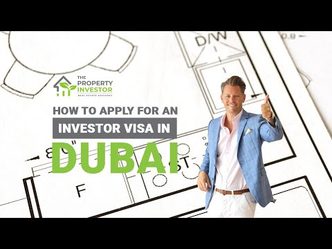 INVESTOR RESIDENCY VISAS IN DUBAI EXPLAINED!! | INVEST IN DUBAI | Off-Plan Property Doctor