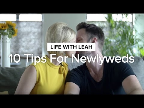 10 Tips for Newlyweds