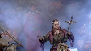 The Altai band - A Sad song for the Huns /   121 B.C. by GANPUREV Dagvan