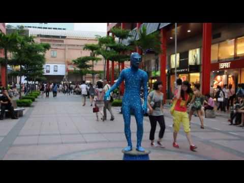 Taiwan street artists