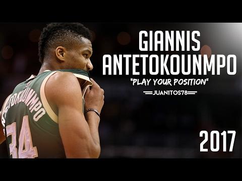 Giannis Antetokounmpo ▷