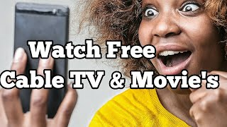 Watch Free Cable TV Shows & Movies With This Free App. screenshot 3