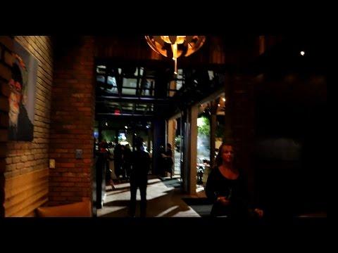 Best new restaurant patio in Chandler AZ - Ginger Monkey!