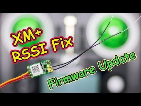 XM Plus RSSI Fix || Firmware Update - YouTube