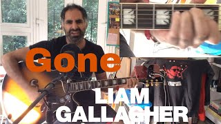 Baixar ♫ Gone Liam Gallagher (Acoustic Cover) ♫ - learn guitar chords