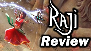 Raji: An Ancient Epic Review (Nintendo Switch, PS4, Xbox, PC) (Video Game Video Review)